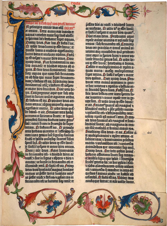 Bibelillustrationen im spiegel der zeit hamburger for Spiegel gutenberg