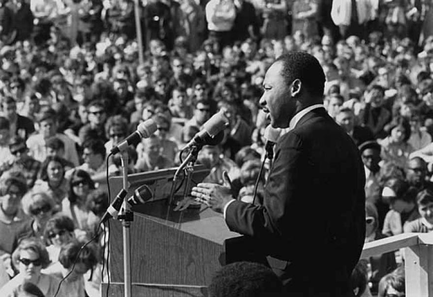 Bild von Martin Luther King