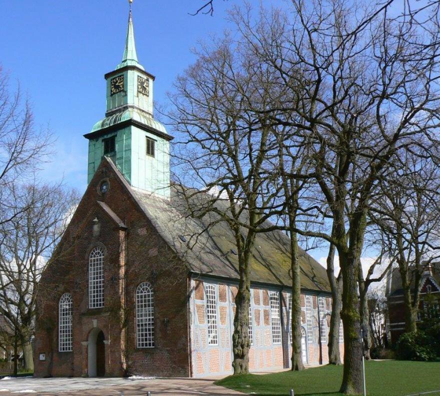 Kirche Nienstedten