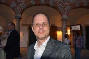Dr. Alexander Steinhilber, Musikwissenschaftler und Altgermanist