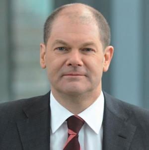 Olaf Scholz, Erster Bürgermeister